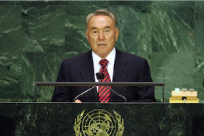 Asserting Statehood: Kazakhstan's Role in International Organizations